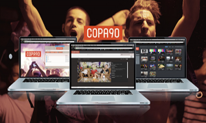 Veritone case study with Copa90