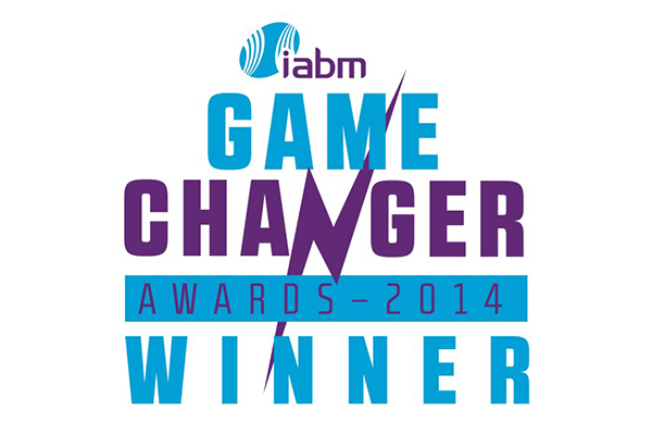 2014-Game Changer -Winner