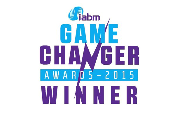 2015-Game Changer -Winner